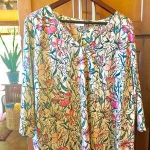 Junarose Dresses & Skirts - Junarose Plus size Floral dress