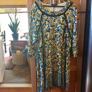 Simply Be Dresses & Skirts - Simply Be Floral dress
