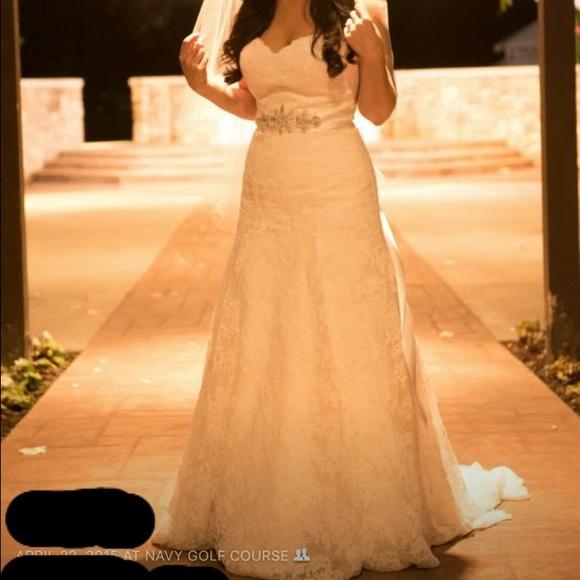 64 off mon amie bridal salon dresses skirts beautiful for Mon amie wedding dresses