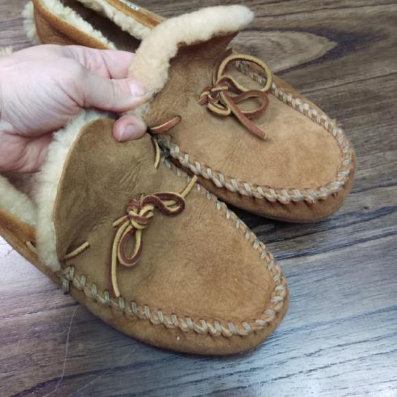 Llbean Slip On Mens Shoes