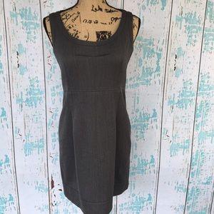 Theory virgin wool Betty style suit shift dress