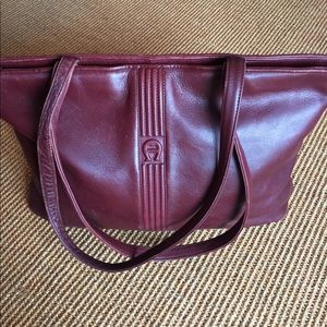 Etienne Aigner Handbags - Leather Etienne Aigner tote