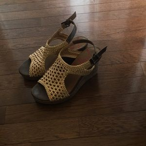 Shoes - Cork wedges