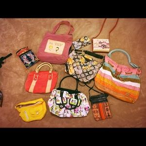 Disney Handbags - PURSE BUNDLE! 👛 OFFER ME 💥