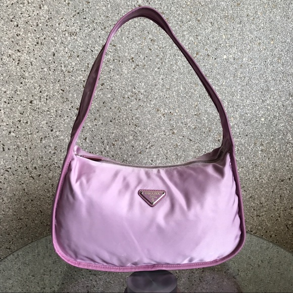 0d0e2d387b52bd Prada Bags | Nylon Shoulder Bag | Poshmark