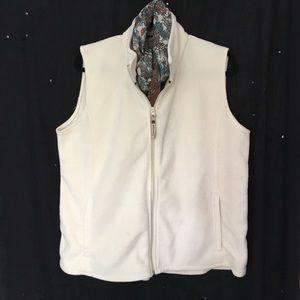 Woolrich Jackets & Blazers - Woolrich fleece vest, XL