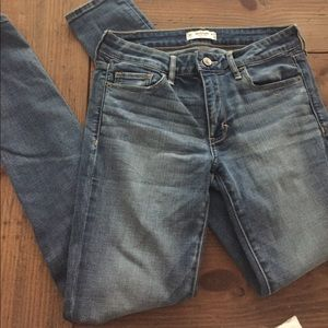 Abercrombie & Fitch skinny jeans size 4R