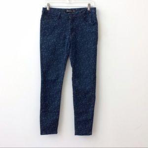 Zara Denim - Zara Print Jeans Size 8