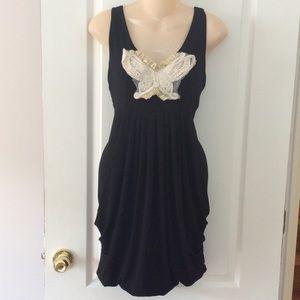 Studio Dresses & Skirts - AA Studio Embellished Jersey Dress