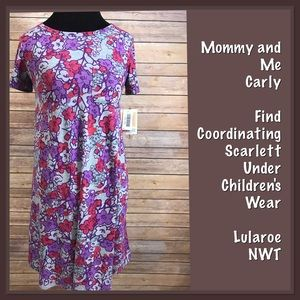 LuLaRoe Dresses & Skirts - 🌺🌺MOMMY AND ME CARLY - LULAROE 🌺🌺
