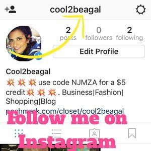 Follow me on Instagram 💃🏻💃🏻💃🏻💃🏻