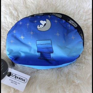 LeSportsac Snoopy Cosmetic Bag