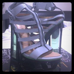 L.A.M.B. Shoes - L.a.m.b by Gwen Stefani platform sandal heels