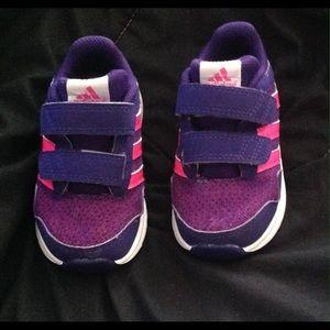 adidas Other - Adidas sneakers pink n purple