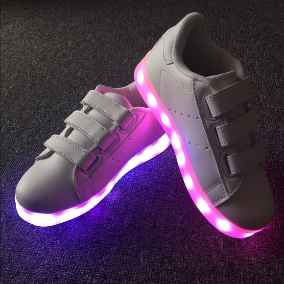 Other - Led kids shoes on sale!!!! Please don't offer