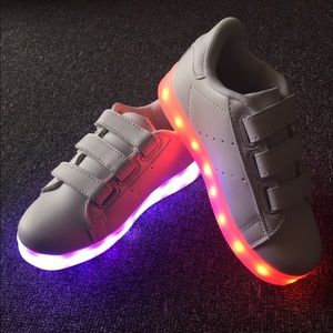 Shoes - Led kids shoes on sale!!!! Please don't offer