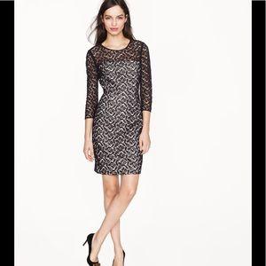 J.Crew Collection lace dress size 8