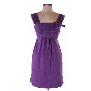 $268 BCBG MaxAzria Purple Mini Dress sz Small