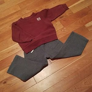 Old Navy Other - 🔴3/$20 Boys old navy set 5t