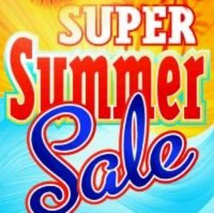 Summer sale, Get 20% off sales price On till 05/15