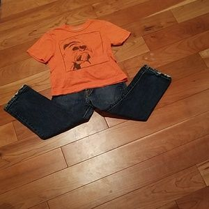 Lucky Brand Other - Boys set 3t