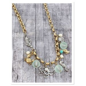 Crave Jewelry - Stunning Nautical Charm Necklace