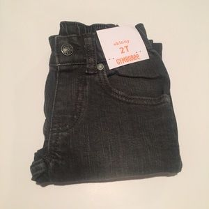 Gymboree Other - NWT Gymboree gray wash jeans