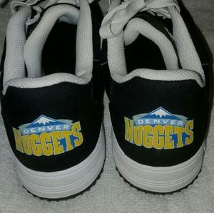 Men's Size 13 Denver Nuggets Adidas Shoes Sports Mem, Cards & Fan Shop Fan Apparel & Souvenirs