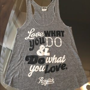 Tank Top by Acrylick