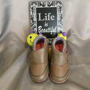 Carter's Other - Carter's Brown Baby Shoes