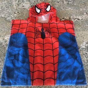 Spiderman Other - GUC Kids Spider-Man Hoodie Towel