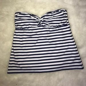 Other - Striped Swimsuit Set
