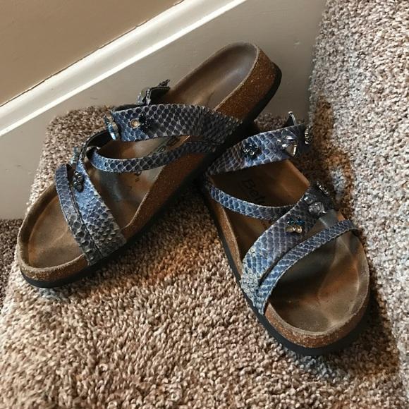 d6b912f52aaa Birkenstock Shoes - Betula by Birkenstock rhinestone sandals