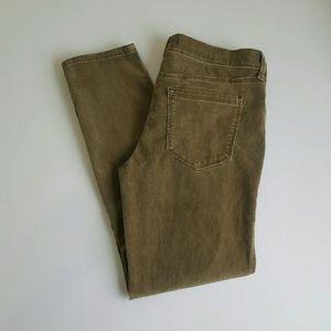 Free People Pants - Free People Courderoy pants