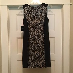 Cynthia Rowley Dresses - NWT CYNTHIA ROWLEY BLACK & LACE Dress