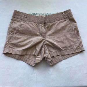 🎉HOST PICK🎉 J.Crew Broken In Chino Shorts -Khaki