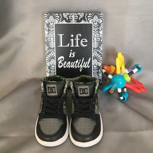 DC Other - DC Skate Hightop Baby Shoes