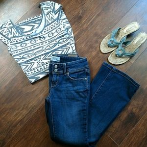 Aero flare jeans LIKE NEW