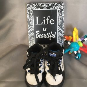 Phat Farm Other - Phat Farm Hightop Baby Shoes