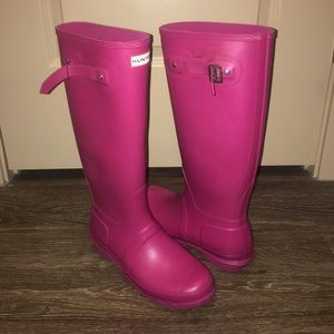 Hunter Shoes - Hunter Women's Rainboots 9