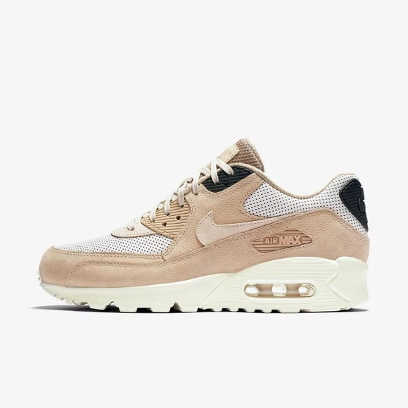 d4f4e92279e77 Nike Air Max 90 Thea natural nude mushroom blogger NWT