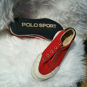 Ralph Lauren Shoes - RALPH LAUREN POLO- SNEAKERS