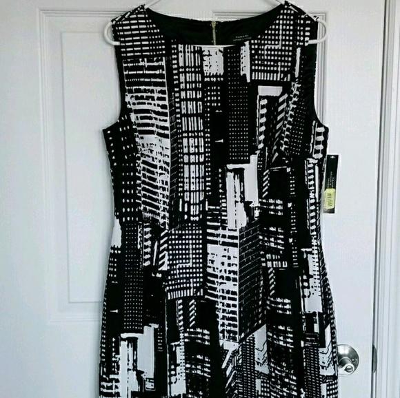 Off tahari dresses skirts nwt city skyline