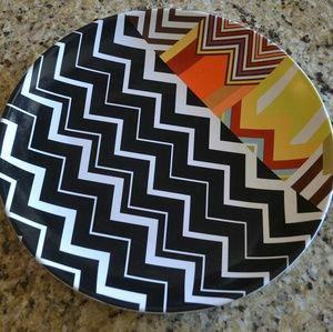 Missoni Round Large Serving Platter