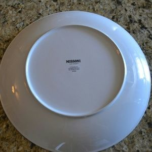 Missoni Other - Missoni Round Large Serving Platter