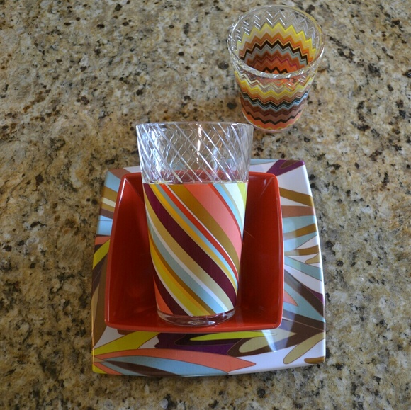 Missoni Other - Missoni Dinnerware -  Service for 8