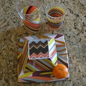 Missoni Dinnerware -  Service for 8