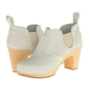Swedish Hasbeens Shoes - NWOB Swedish Hasbeebs chelsea clog bootie