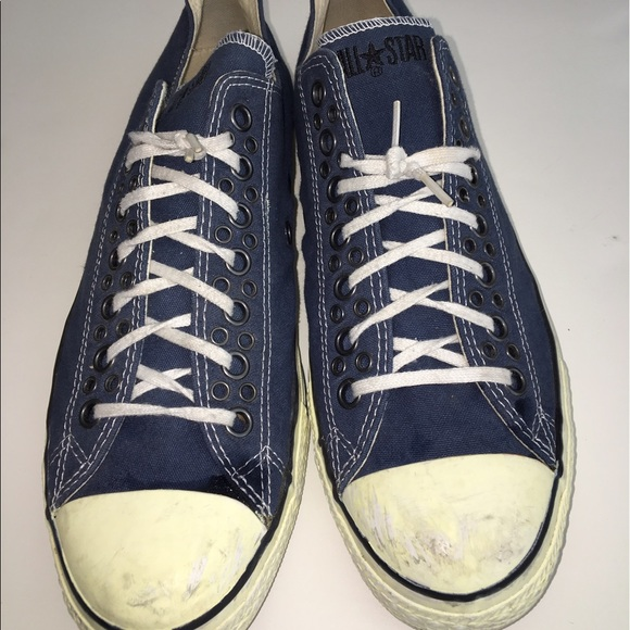 1755dd0bac91 Converse Other - Men s Converse All-star denim sneakers blue S 10.5