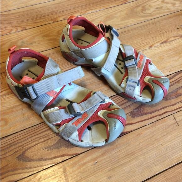 a1289b772 Teva Karnali Wraptor Sandals Water Shoes Women 7.5.  M 591373f413302aad6d000595